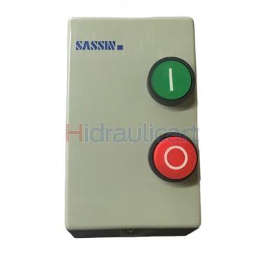 Contactor Disyuntor - Motores De Protección Térmica