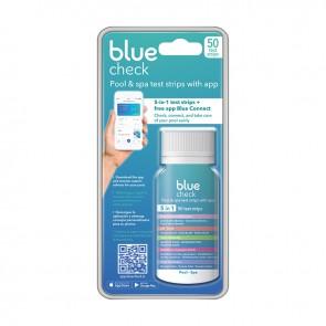Blue Check, tiras reactivas 5 en 1