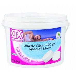 CTX-342 Comprimidos multiusos 5Kg - Lona especial, Liner y Poliéster