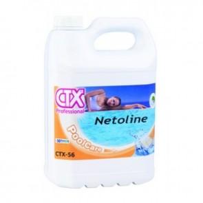 Netoline Descaler El Conducto De Agua 56 Ctx 5L