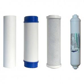 Kit Filtros Osmose Inversa 5 Etapas