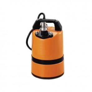 Bombas Tsurumi LSC Portáteis uso Profissional com aspiração até ao nível do chão