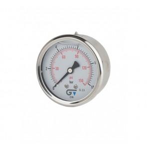 Manómetro Com Glicerina
