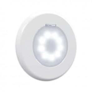 Conjunto de embelezador + Ponto de luz Astralpool FlexiNiche 24VDC