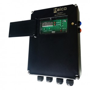 Cuadro Comando y Control para Motor Solar