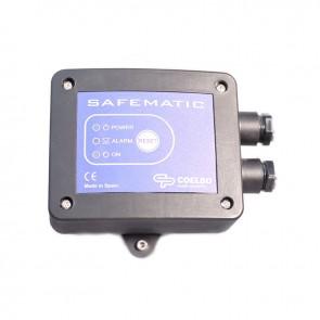 Sistema eletrónico para protección de bombas Safematic
