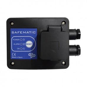 Sistema eletrónico para protección de bombas Safematic Schuko