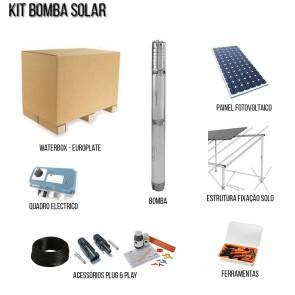 Kit Solar Bombas De Waterbox