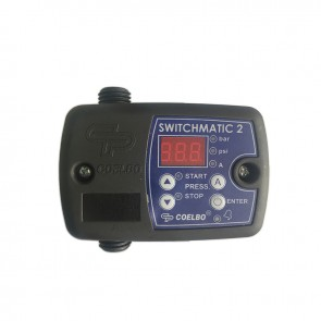 Pressostato Digital Switchmatic2 con sistema de protección para bombas