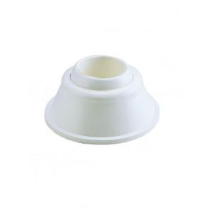 Topo articulado - Para tubo Ø 43 mm
