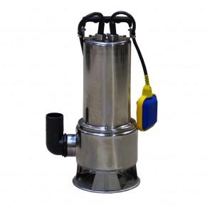 Las Aguas Residuales De La Bomba Trituradora Wqt